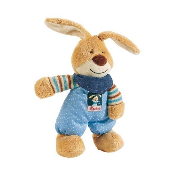Мягкие игрушки, Мягкая игрушка sigikid Кролик 24 см 47897SK  - купить со скидкой