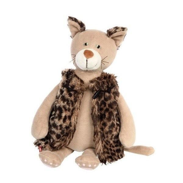 Купить Мягкие игрушки, Мягкая игрушка sigikid Котик в жупане 36 см (38780SK)