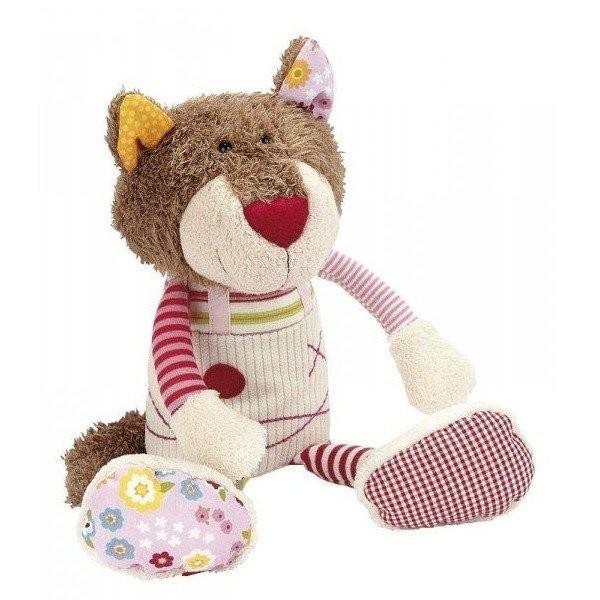 Купить Мягкие игрушки, Мягкая игрушка sigikid Кот 30 см (38436SK)