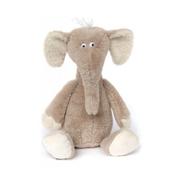 Купить Мягкие игрушки, Мягкая игрушка sigikid Слон 36 см 38701SK