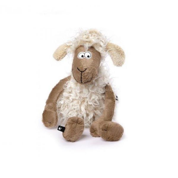 Купить Мягкие игрушки, Мягкая игрушка sigikid Овечка 40 см 38479SK