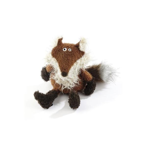 Купить Мягкие игрушки, Мягкая игрушка sigikid Лиса 36 см 38410SK