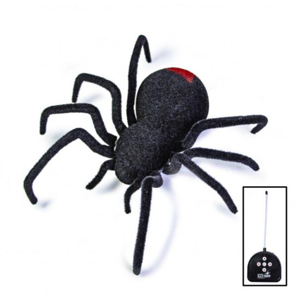 Купить Радиоуправляемые модели, Робот на радиоуправлении Черная Вдова 779 (паук), Cute-sunlight