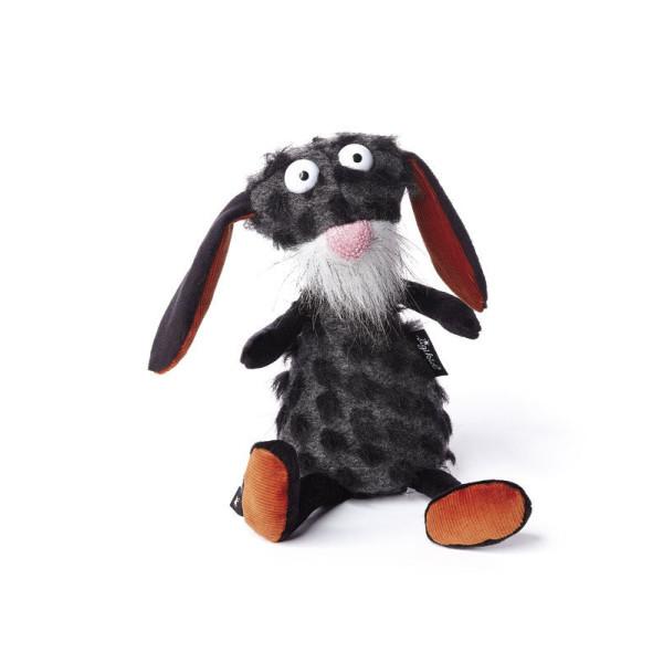 Мягкие игрушки, Мягкая игрушка sigikid Beasts Кролик черный 29 см (38614SK)  - купить со скидкой