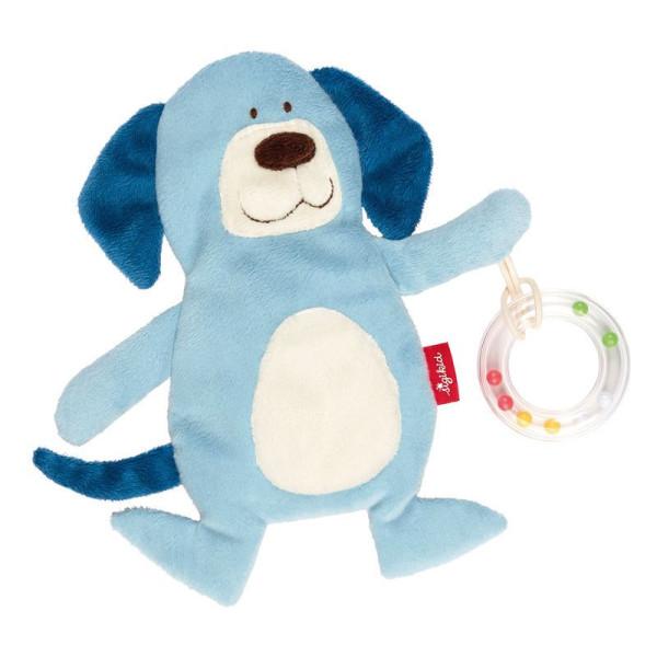 Купить Мягкие игрушки, Мягкая шуршащая игрушка sigikid Собачка 20 см (41881SK)