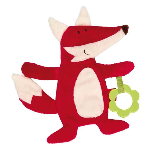 Купить Мягкие игрушки, Мягкая шуршащая игрушка sigikid Лисичка 20 см (41882SK)