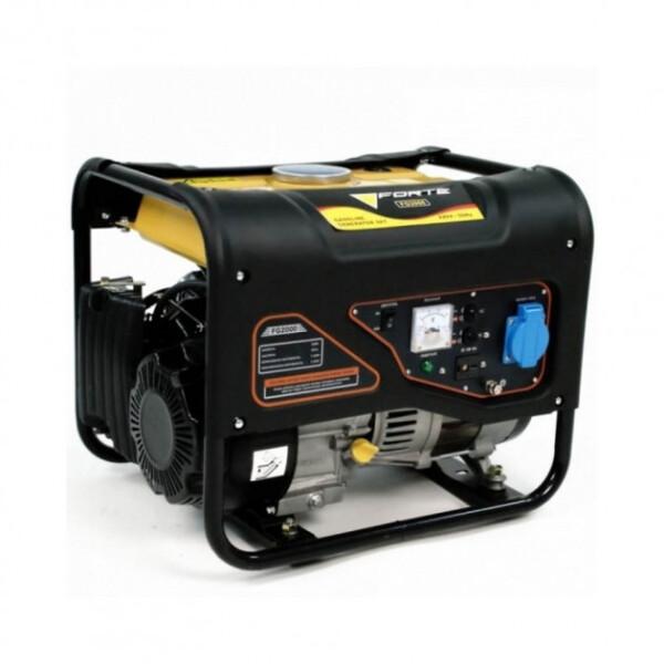 Купить Генераторы, Генератор бензиновый Forte FG2000, 1.2 кВт