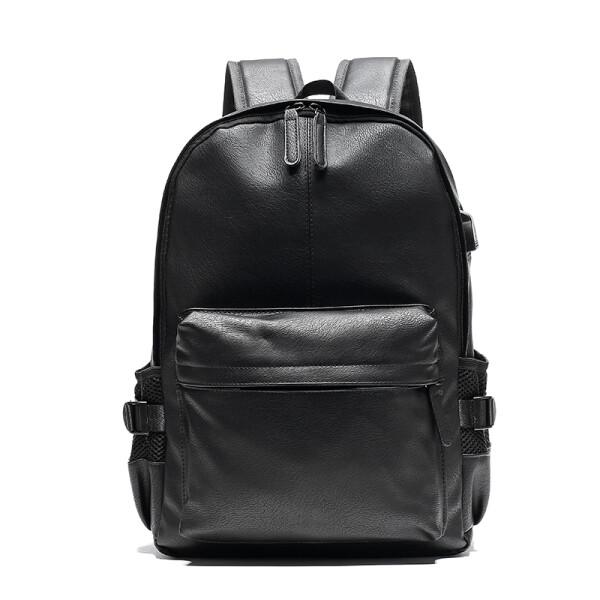 Купить Рюкзаки, Мужской городской рюкзак OSKO For Town Черный(2034)