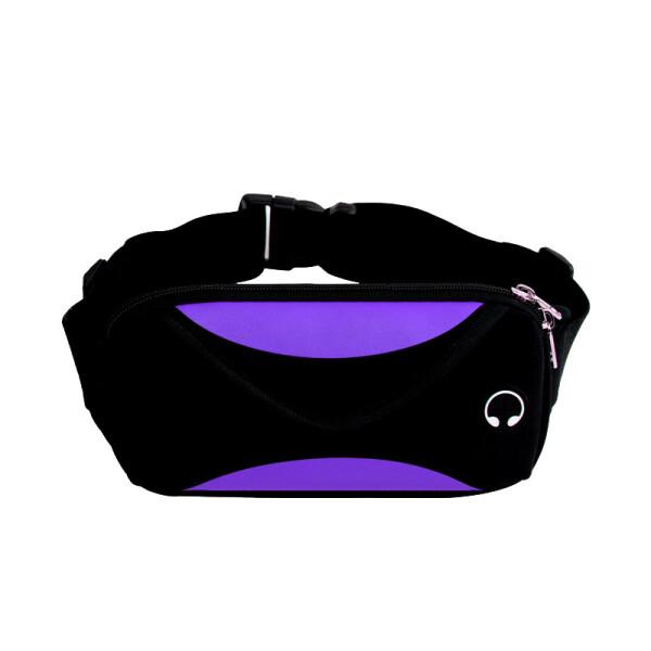 Купить Сумки спортивные и чехлы, Сумка на пояс, сумка для бега Enve (Фиолетовый)