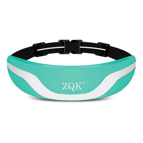 Купить Сумки спортивные и чехлы, Сумка для бега, сумка на пояс ZQK (Голубой)