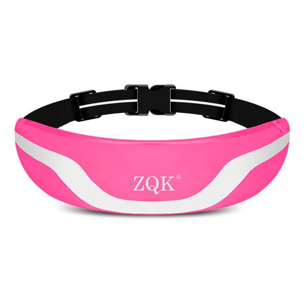 Купить Сумки спортивные и чехлы, Сумка для бега, сумка на пояс ZQK (Розовый)