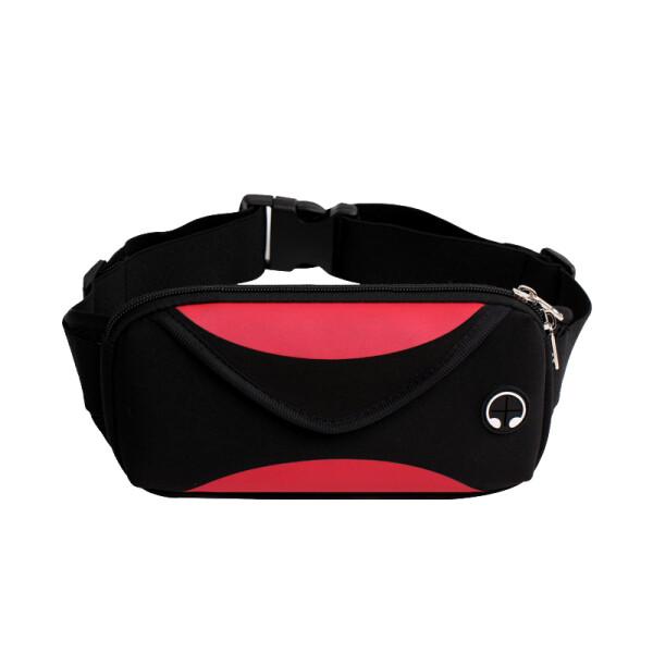 Купить Сумки спортивные и чехлы, Сумка на пояс, сумка для бега Enve (Красный)