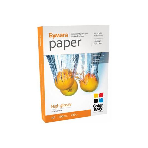 Купить Бумага ColorWay A4 (PG230100A4)
