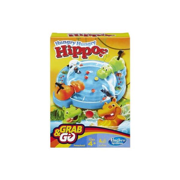 Купить Настольные игры, Настольная игра Hasbro Голодные бегемотики (B1001)