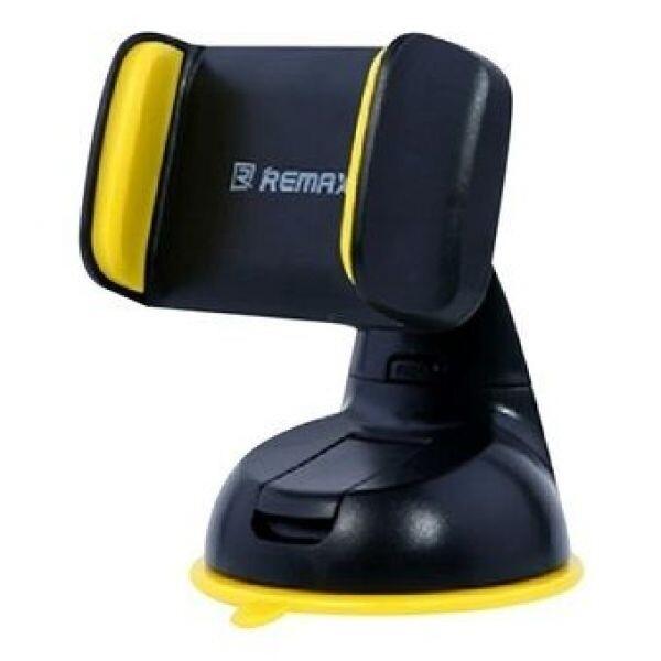 Купить Держатели, Автодержатель Remax Car Holder RM-C06 Black/Yellow