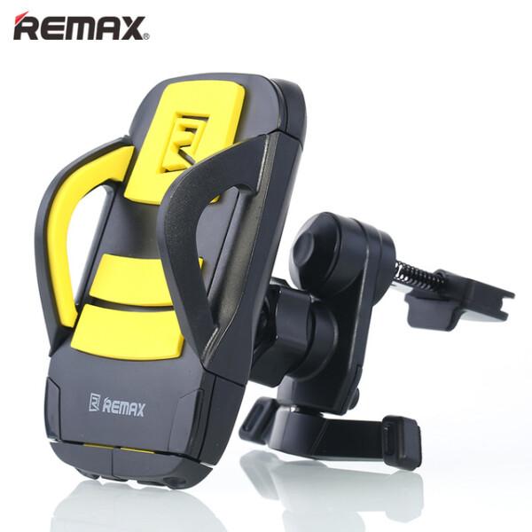 Купить Держатели, Автодержатель Remax Universal Car Mount Holder RM-C03 Yellow