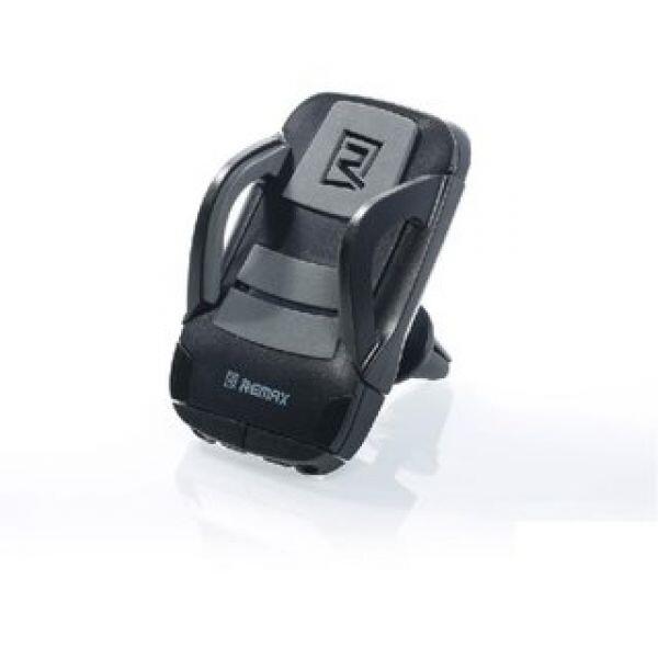 Держатели, Автодержатель для телефона Remax Car Holder RM-C13 Black/Grey  - купить со скидкой