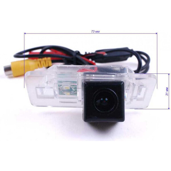 Купить Системы видеопарковки, Камера заднего вида iDial CCD-168 BMW 3/5/X5/X6
