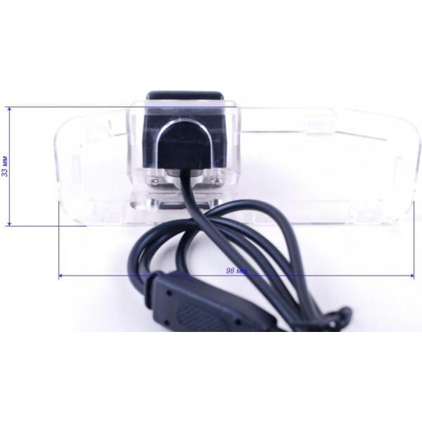 Купить Системы видеопарковки, Камера заднего вида iDial CCD-173 Kia Rio