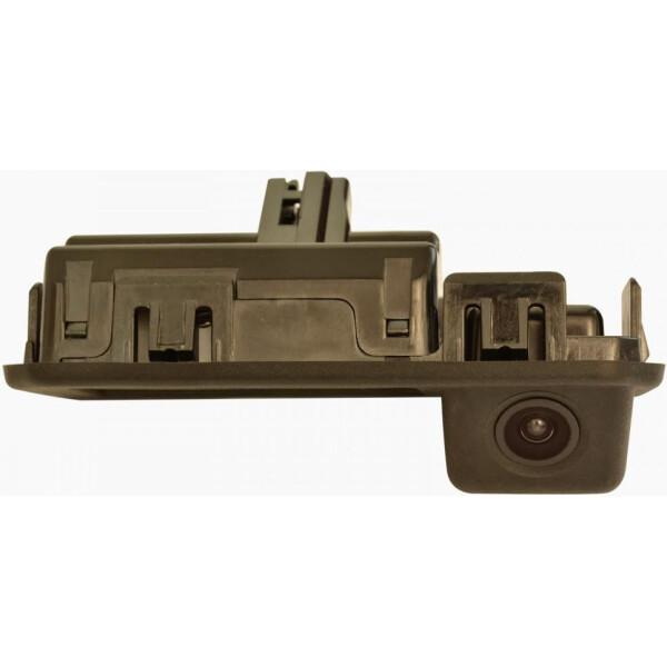 Купить Системы видеопарковки, Камера заднего вида в ручку багажника Prime-X TR-07 (Audi, Volkswagen, Skoda)