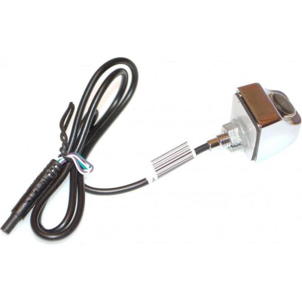 Купить Системы видеопарковки, Камера заднего вида HQC-362 silver Baxster