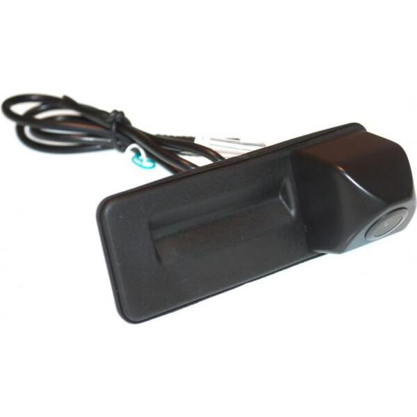 Купить Системы видеопарковки, Камера заднего вида Baxster HQC-503 Skoda Octavia