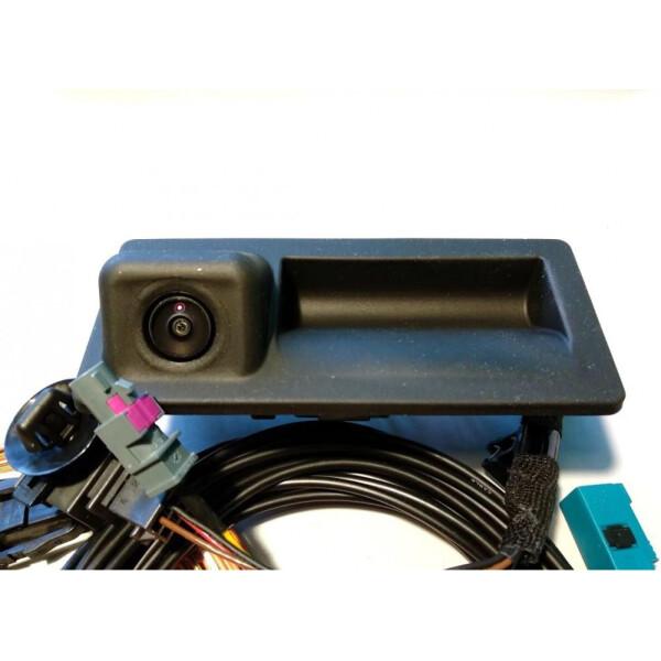 Купить Системы видеопарковки, Камера заднего вида OEM 7TZ 1T5 VW/Skoda/Seat/Audi/Porche (Cayene 14+/ Audi Q3, Q5/ Tiguan..)