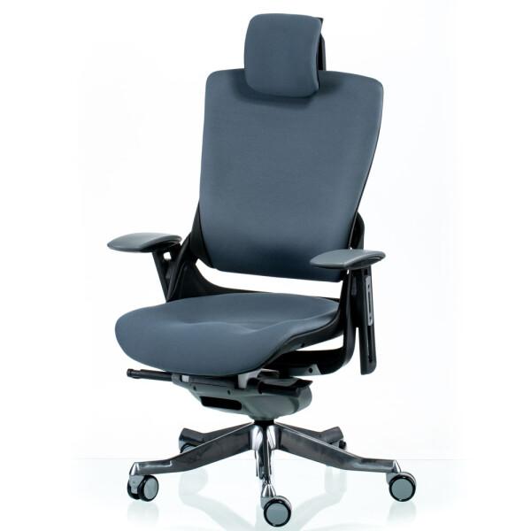Кресло офисное Special4You Wau2 Fabric Slategrey (E5456)