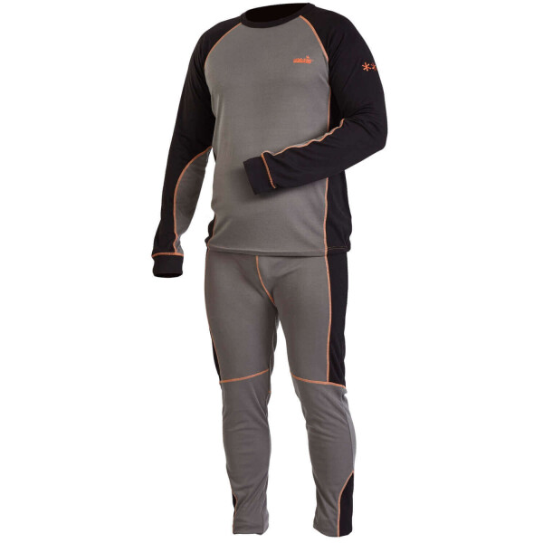 Купить Термобелье Norfin Comfort Line Gray XXXL Серый (3019006-XXXL)