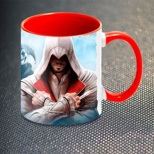 Купить Чашки и кружки, Чашка Gifty Кредо Ассасина Братство Assassins Creed - Brotherhood (342)