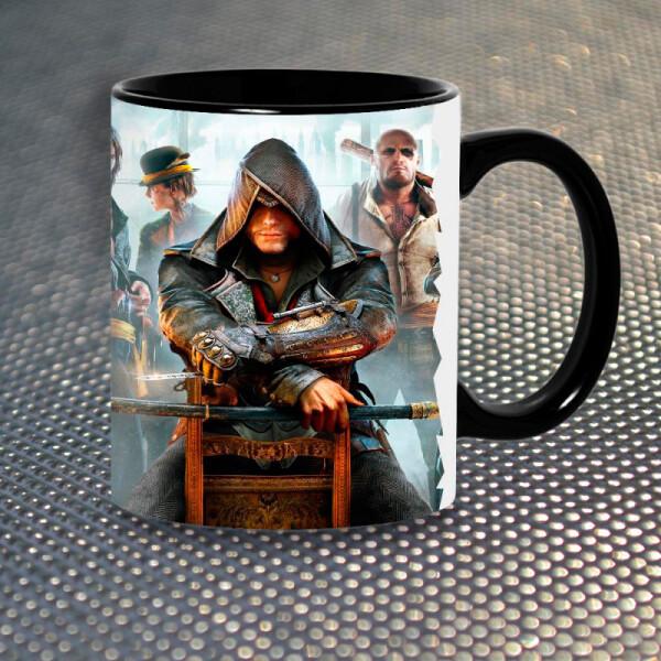 Купить Чашки и кружки, Чашка Gifty Assassins Creed Syndicate (2003)
