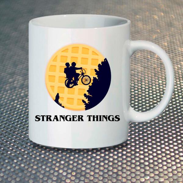Купить Чашки и кружки, Чашка Gifty Очень Странные Дела Худи Stranger Things Stranger Things (5319)