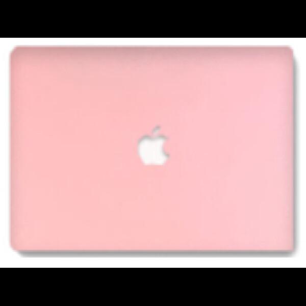 Купить Чехлы для Apple MacBook, Чехол-накладка DK Plastic Matt Ice Cream Series для Apple MacBook Air 13 Retina (2018 и сегодня) (pink), DK-Case