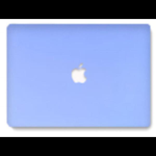Купить Чехлы для Apple MacBook, Чехол-накладка DK Plastic Matt Ice Cream Series для Apple MacBook Air 13 Retina (2018 и сегодня) (violet), DK-Case