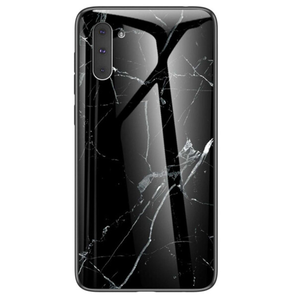 Купить Чехлы для телефонов, Противоударный Чехол накладка Epik Luxury Marble Series NEW для Samsung Galaxy Note 10 Черный