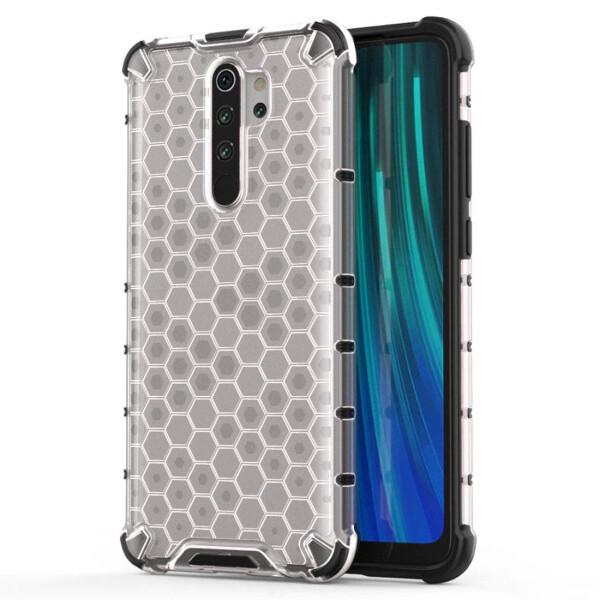 Купить Чехлы для телефонов, Противоударный Чехол накладка Epik Honeycomb NEW для Xiaomi Redmi Note 8 Pro Прозрачный