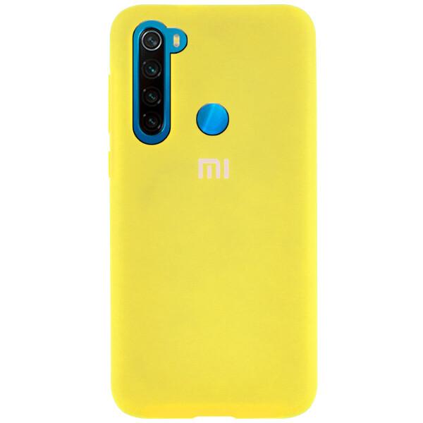 Купить Чехлы для телефонов, Противоударный Чехол накладка Epik Full Protective NEW для Xiaomi Redmi Note 8 Желтый / Yellow