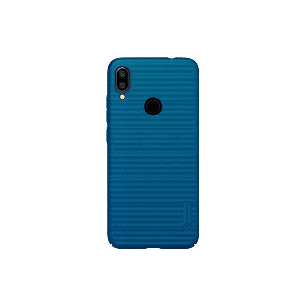 Купить Чехлы для телефонов, Противоударный Чехол накладка для Xiaomi Redmi Note 7 / Note 7 Pro / Note 7s Nillkin Matte NEW Бирюзовый / Peacock Blue