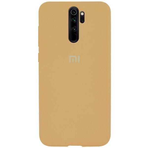 Купить Чехлы для телефонов, Противоударный Чехол накладка Epik Full Protective NEW для Xiaomi Redmi Note 8 Pro Золотистый / Gold