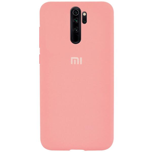Купить Чехлы для телефонов, Противоударный Чехол накладка Epik Full Protective NEW для Xiaomi Redmi Note 8 Pro Персиковый / Peach