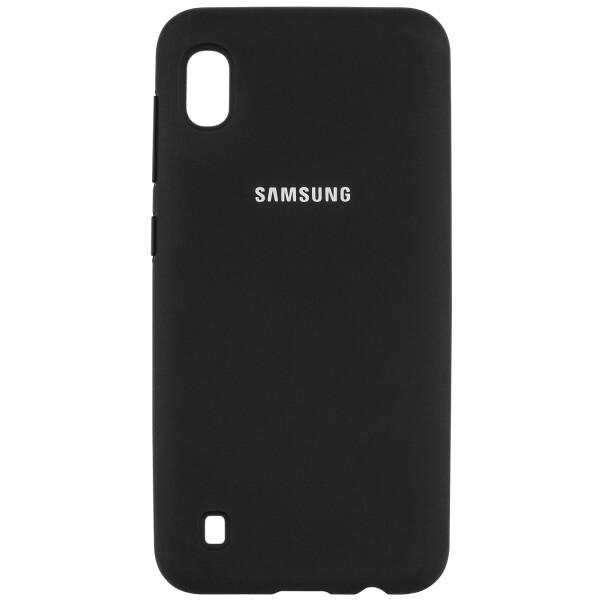Купить Чехлы для телефонов, Противоударный Чехол накладка Epik Full Protective NEW для Samsung Galaxy A10 Черный / Black
