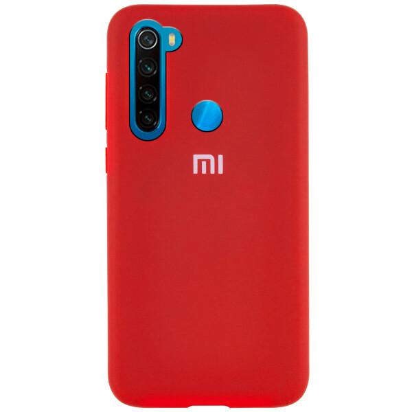 Купить Чехлы для телефонов, Противоударный Чехол накладка Epik Full Protective NEW для Xiaomi Redmi Note 8 Красный / Red