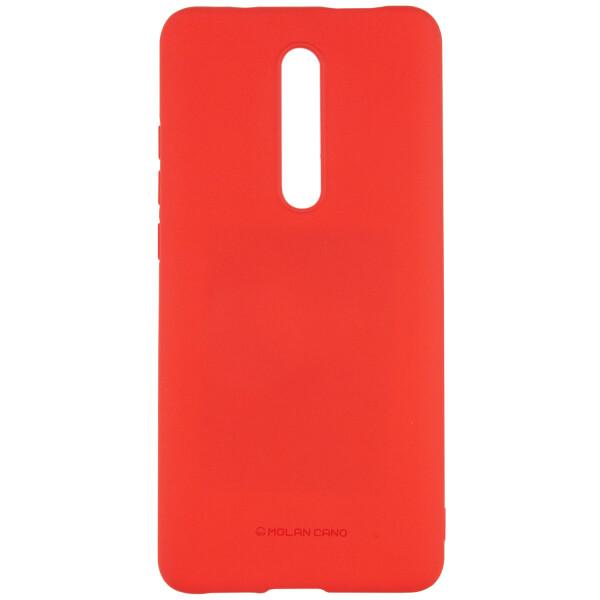 Купить Чехлы для телефонов, Противоударный Чехол накладка Molan Cano Smooth NEW для Xiaomi Redmi K20 / K20 Pro / Mi9T / Mi9T Pro Красный, Malon Cano