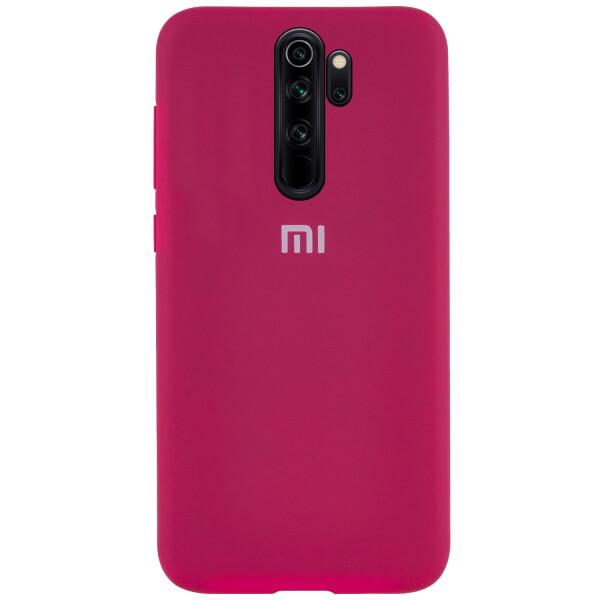 Купить Чехлы для телефонов, Противоударный Чехол накладка Epik Full Protective NEW для Xiaomi Redmi Note 8 Pro Красный / Hot Pink