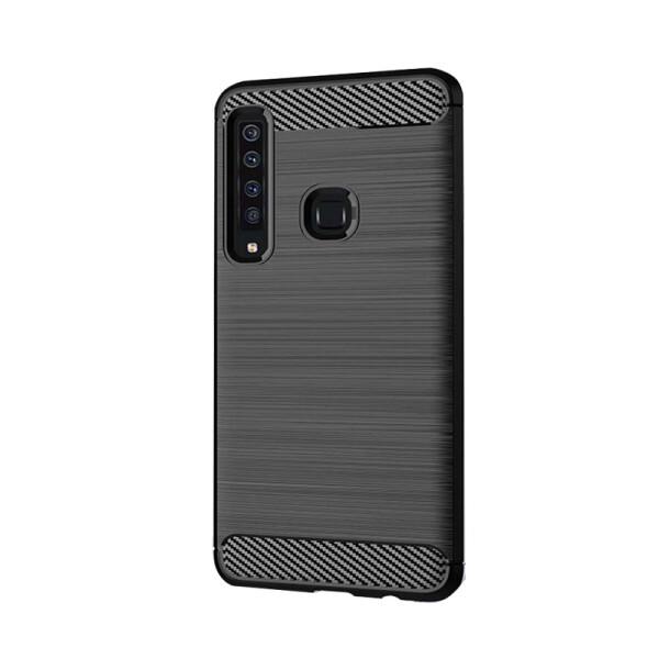 Купить Чехлы для телефонов, Противоударный TPU Чехол накладка iPaky Slim Series для Samsung Galaxy A9 2018 Черный / Black