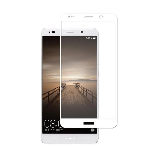 Купить Защитные стекла, Противоударное Защитное стекло Mocolo Full Glue NEW на весь экран для Huawei Mate 10 Pro Прозрачный / Белый