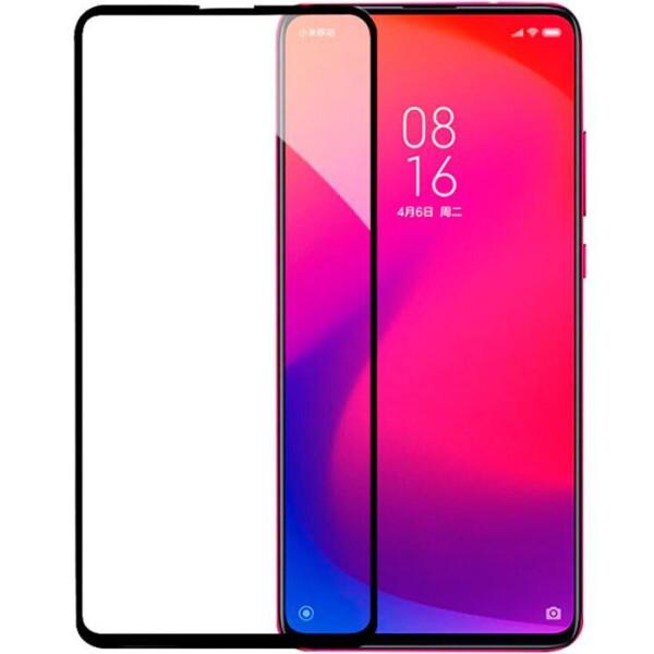 Купить Защитные стекла, Противоударное Защитное стекло Epik 3D 19D Full Glue NEW для Xiaomi Redmi Note 8 Pro Прозрачный / Черный