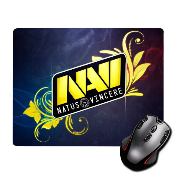 Nextprint / Игровая поверхность Логотип Команды Нави Navi CS:GO 220 х 180 мм (543)