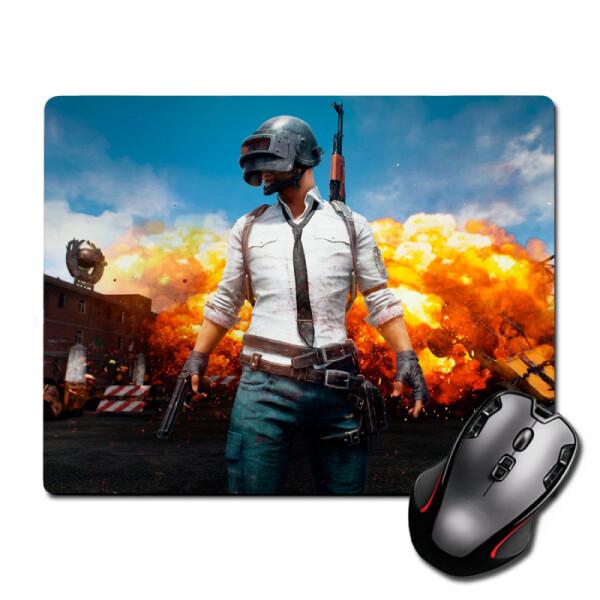 Купить Коврики для мышки, Игровая поверхность Пубг PlayerUnknown's Battlegrounds PUBG 220 х 180 мм (4751), Nextprint