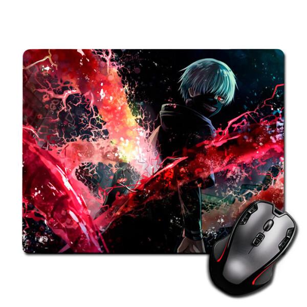 Коврики для мышки, Игровая поверхность Токийский Гуль Аниме Tokyo Ghoul 220 х 180 мм (5583), Nextprint  - купить со скидкой